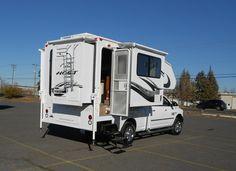 Host Industries Introduces 3-Slide Camper for Short Bed Trucks
