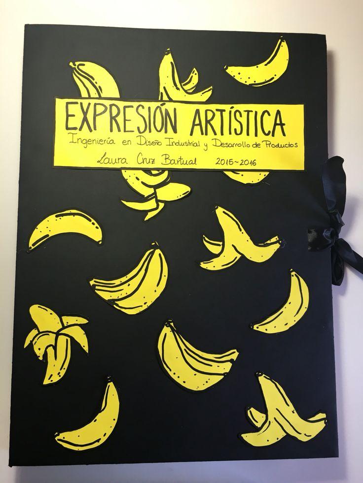 CARPETA EXPRESIÓN ARTÍSTICA 2015/2016