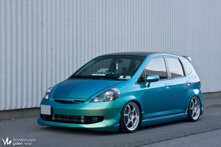 illmotion – iM x S&P! Feature: Gawa's Honda Fit