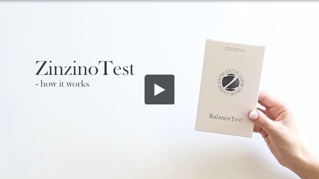 Zinzino's BalanceTest is dry blood-spot test for home sample collection. Leading laboratories in the Nordic countries analyze the sample to determine your fatty acid profile as a reflection of your diet. It takes less than a minute to complete, and you can access your results online anonymously after about 20 days. The BalanceTest identifies levels of 11 fatty acids in the blood with 98% certainty. You will learn your blood levels of omega-3 and your ratio of omega 6:3 for balance.