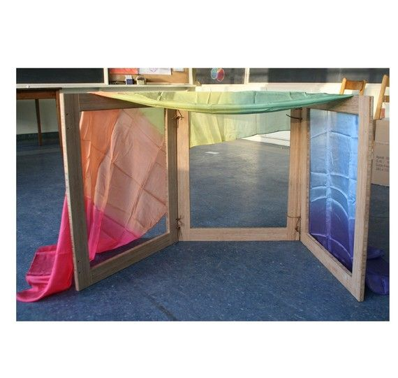 Play frames for imaginative play