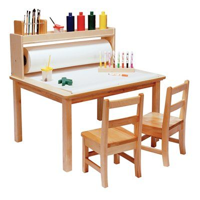 steffy wood products swp1184 arts crafts kids table