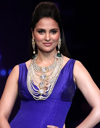 Lara Dutta enjoying designing at the moment!