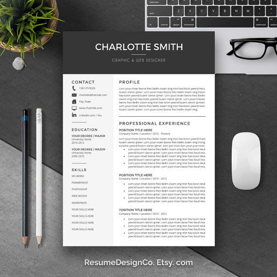 9 best Work images on Pinterest Resume templates, Resume design - breakfast attendant sample resume