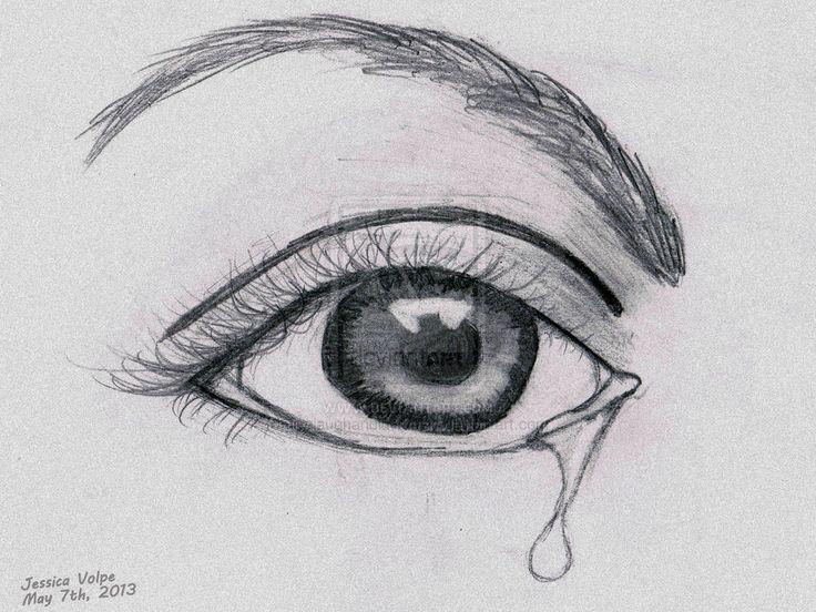 Easy Eye Drawing - Pencil Art Drawing