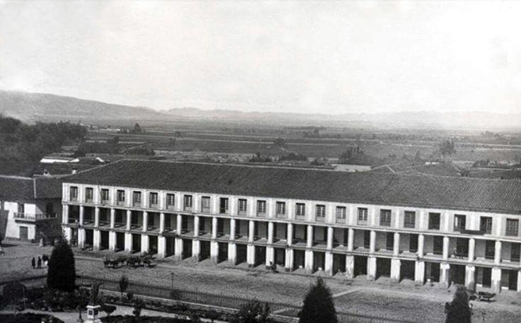 1893 galerias Arrubla hoy Palacio Lievano alcaldia mayor de Bogota