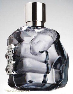 Nouveau parfum Diesel Only the Brave et Erwan Jézéquel - Le blog d ...