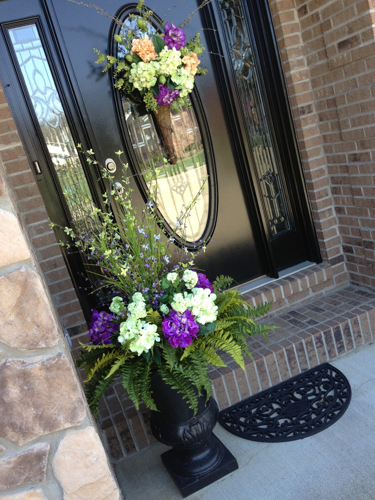 Best images about floral swags on pinterest