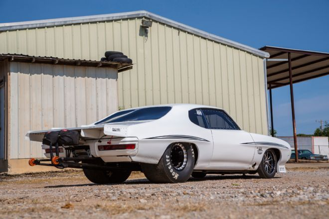 OKC Street Outlaws: Justin Shearer and his 1972 Pontiac LeMans#photo-01