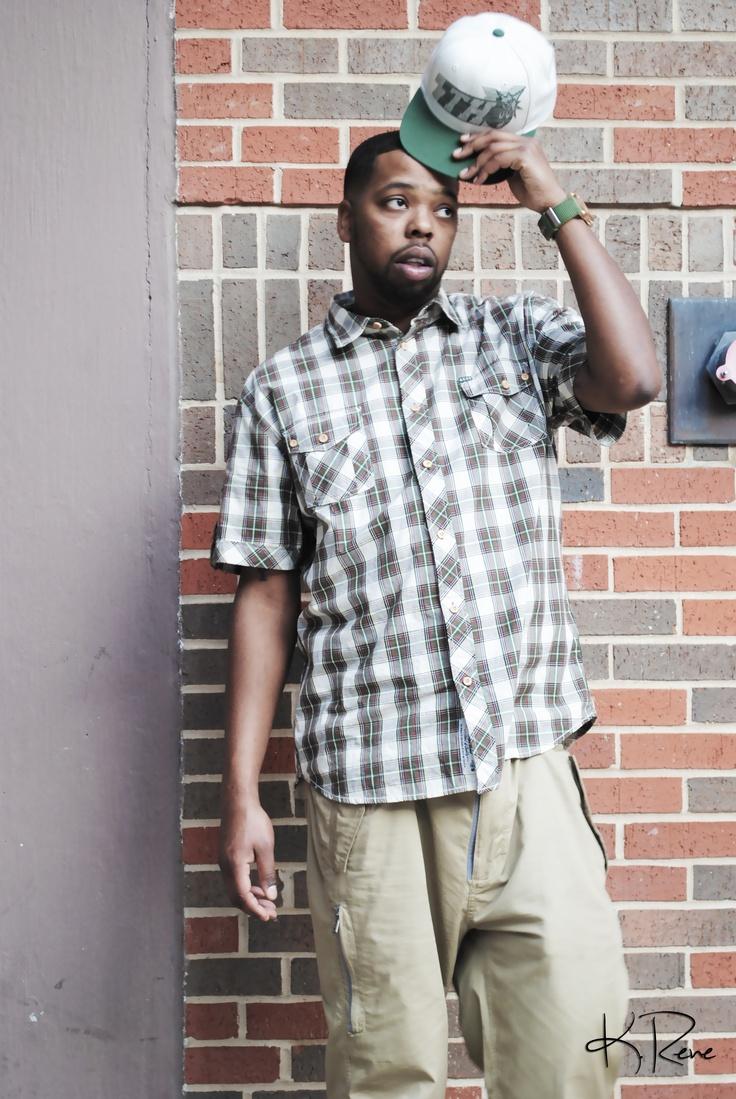 Men's Fashion Urban Wear
