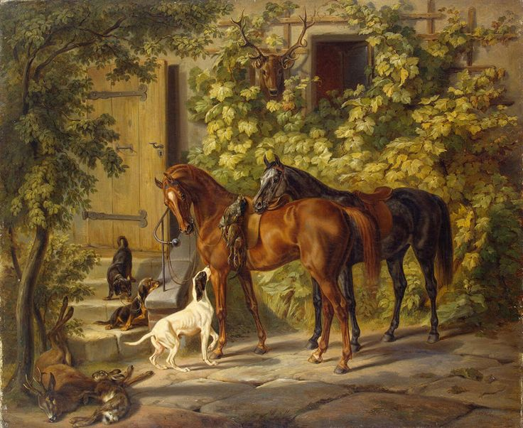21 best animal paintings drawings art prints images on horses at the porch albrecht adam animal paintings sciox Image collections