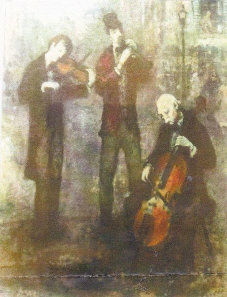 Utcai muzsikusok