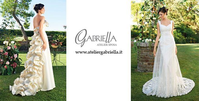 GABRIELLA ATELIER SPOSA www.ateliergabriella.it