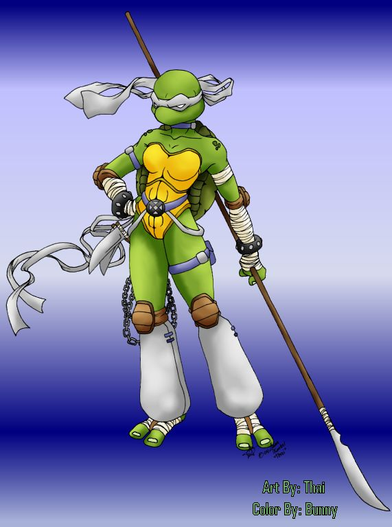 girl ninja turtle named Venus - Google Search