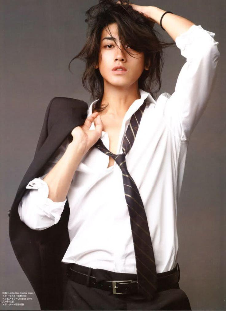 この時代はかっこ良かった・・・Jin Akanishi