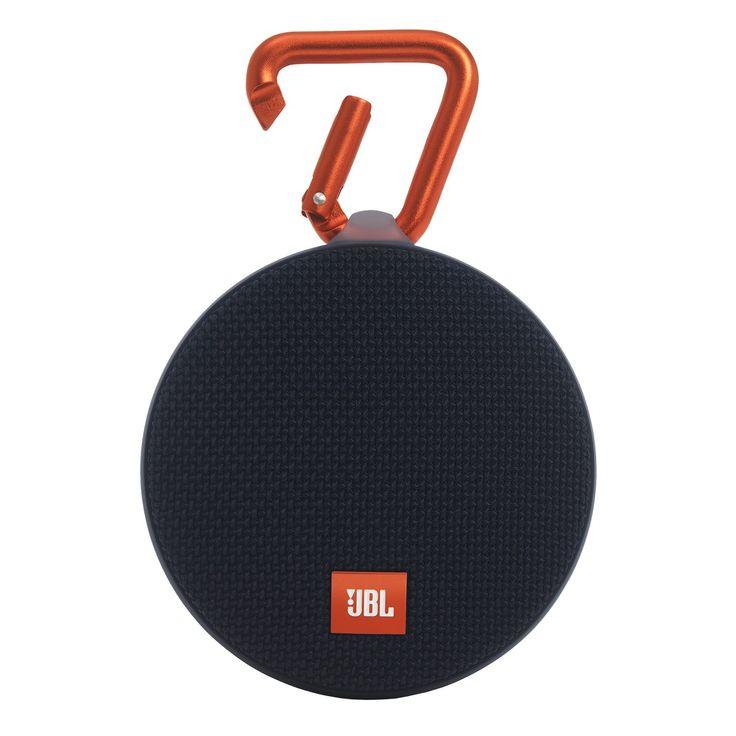Läs mer om JBL Clip2 Black, vattentät BT-högtalare. Trygg handel med Prisgranti och 365 Dagars Öppet Köp