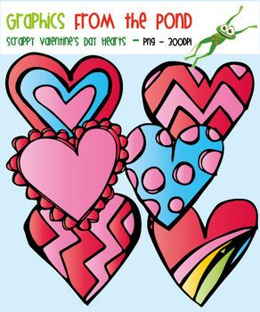 Free heart clip art...All files are .png and 300 dpi (for clear, crisp printing!). The set includes fancy hearts that could be used for teaching resources with a Valentines Day theme.