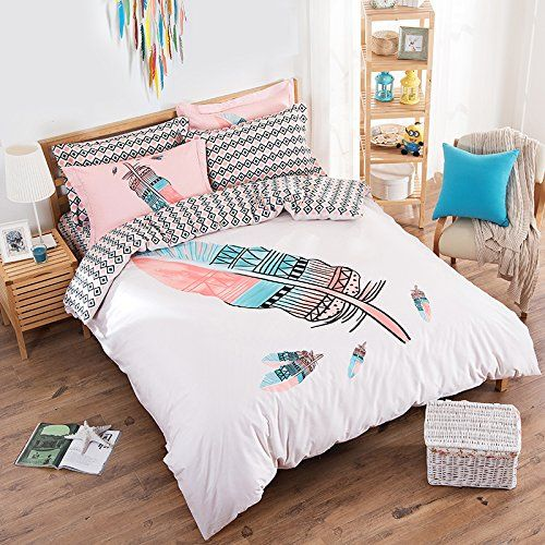 1000 ideas about bohemian bedding sets on pinterest for Housse de couette lit king size