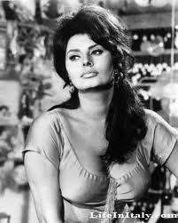 Sophia Loren - actress