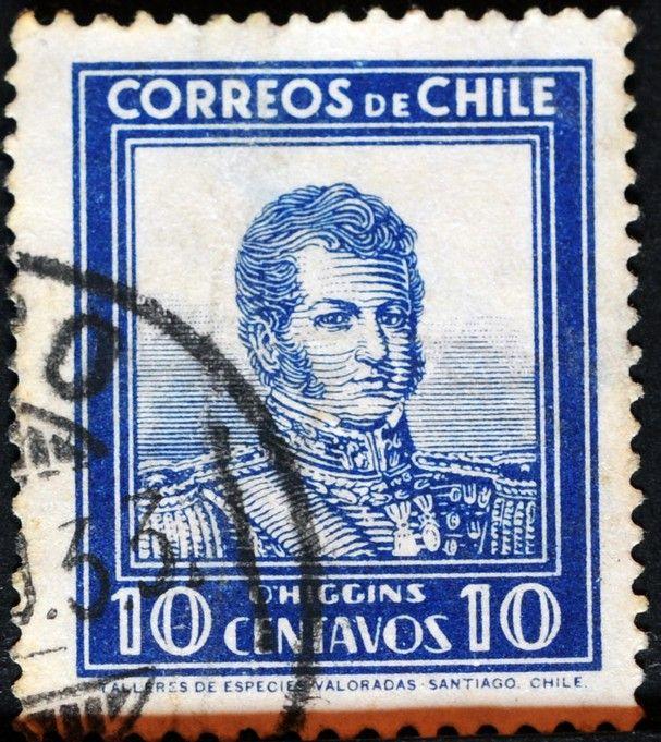 Chile 1932 Bernardo O'Higgins