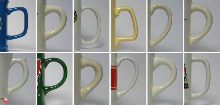 Mugs handles