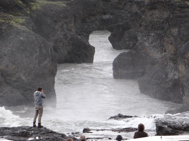 Discovering Iceland - euromaxx reporter Mischa Heuer.