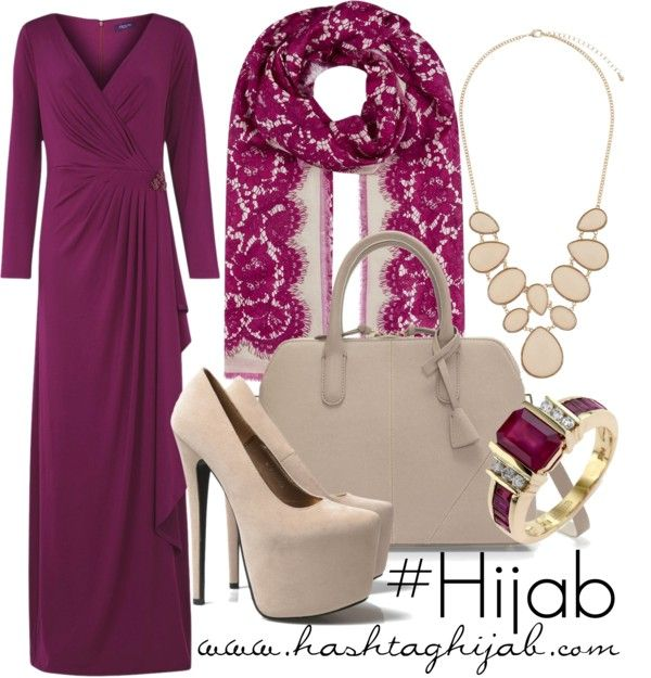 Hashtag Hijab Outfit #207 No platform heels... a simple white/offwhite open toe heel would suffice.