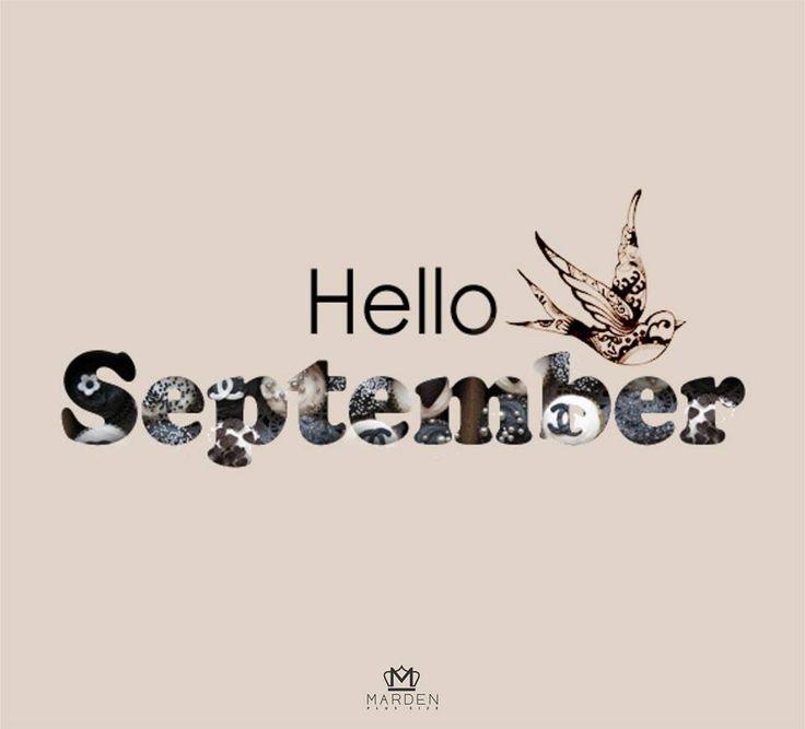 Oi setembro