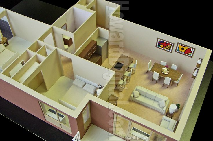 13 best architectural model making images on pinterest for Interior designers bronx ny