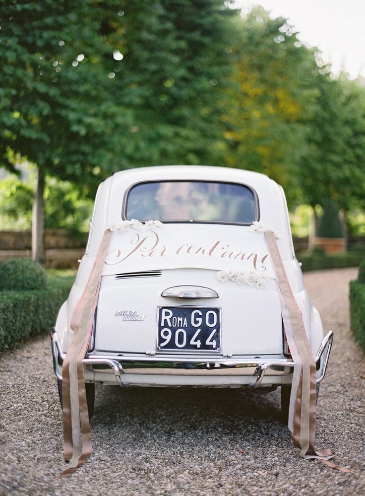 The 27 best Wedding Transport images on Pinterest | Wedding car ...