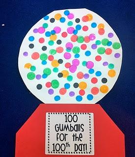100th day of school is a big deal in kindergarten!