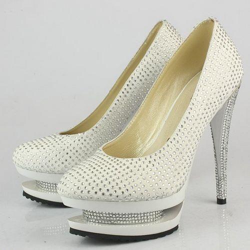 Белые ботинки германия