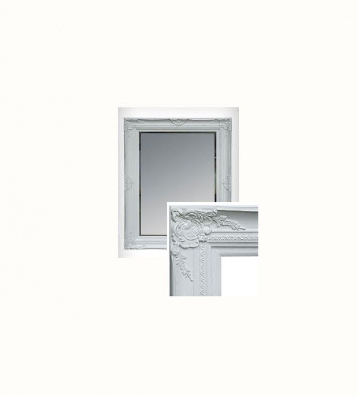 Oltre 25 fantastiche idee su specchio con cornice in legno su pinterest - Specchio antichizzato ...