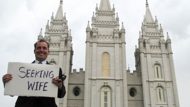 The Mormon Marriage Crisis