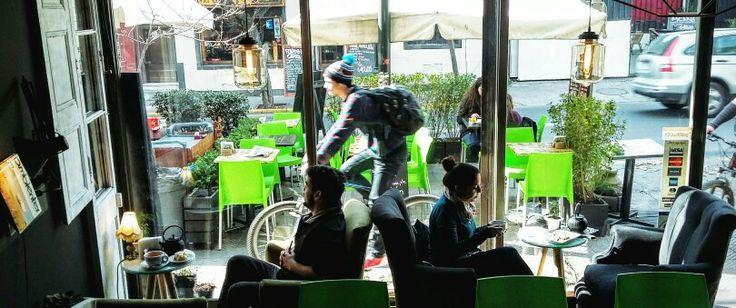 Café Calafquen en Providencia, Metropolitana de Santiago de Chile