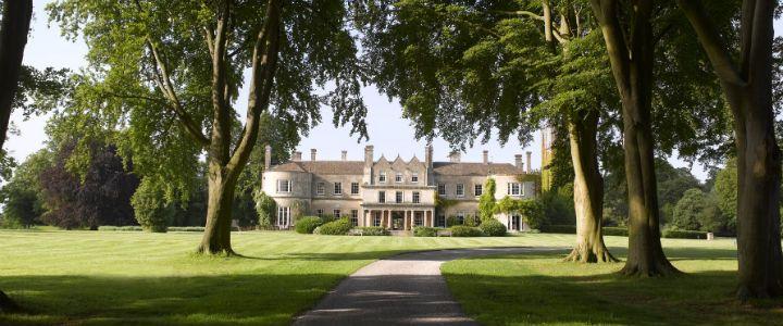 5 Star Country House Hotel in Bath, England - Lucknam Park Hotel