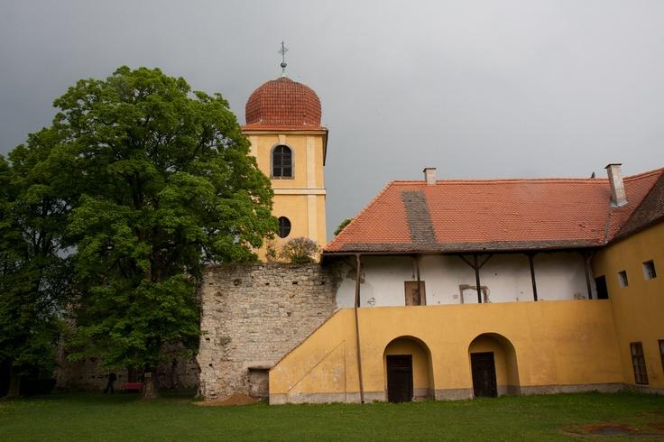Panenský Týnec, Ústecký, CZ: Birthplace of Antionette Hertovna, 29 Sept 1850, and her father, Vaclav Hert, c 1825.