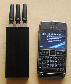 How to build a Cell Phone Jammer - this is complex but a handy idea