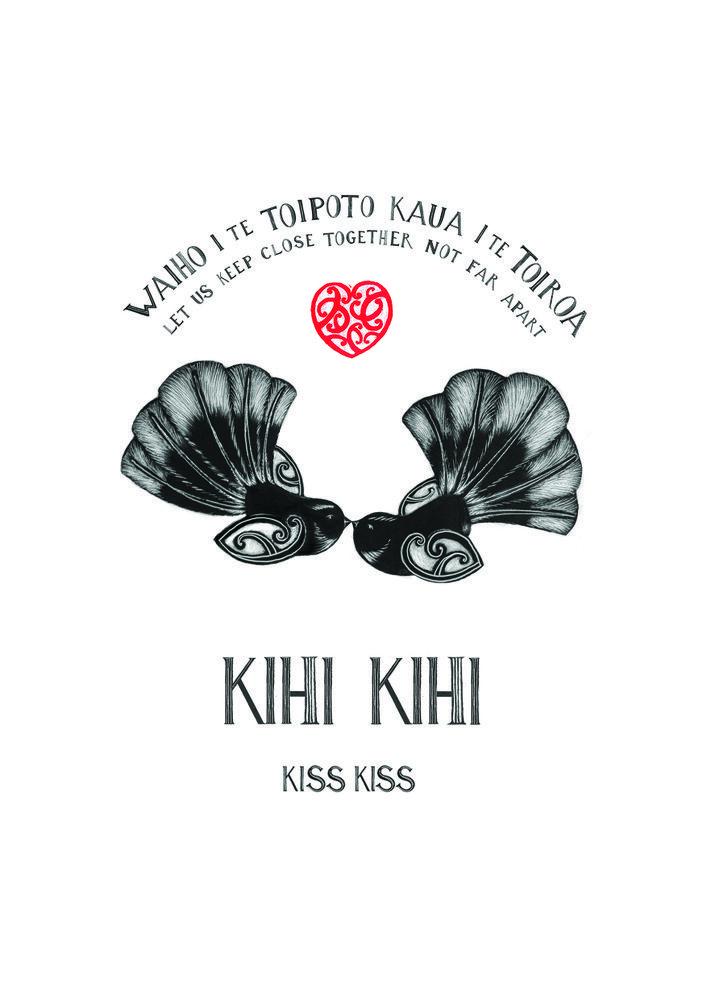 "Image of "" Kihi Kihi "" ( Kiss Kiss )"