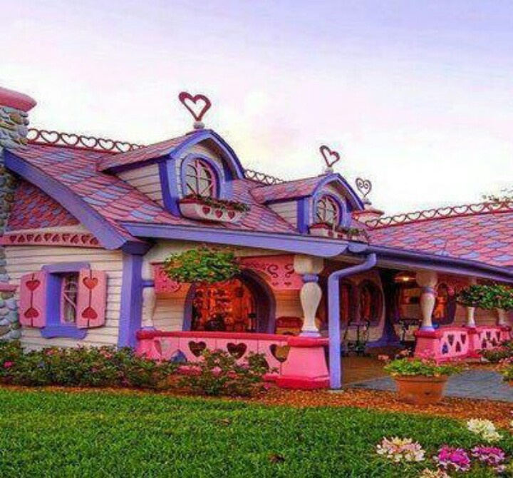 Real Life Barbie House Cool Architecture Pinterest