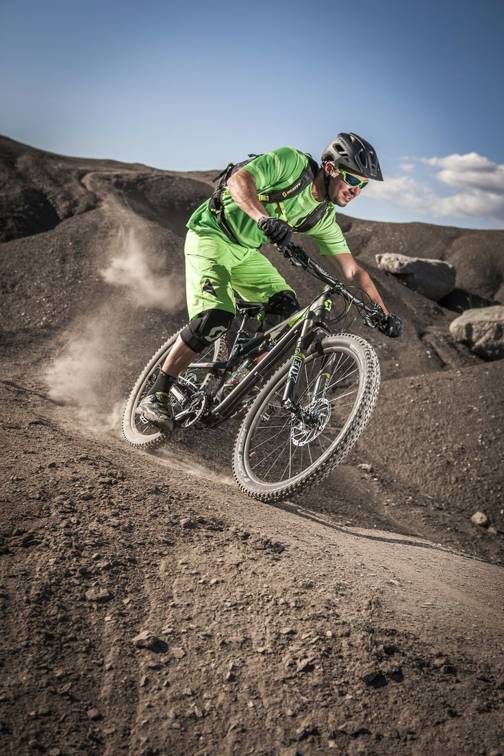 #SCOTT #Bikes The new Genius LT - Sports et équipements - Velo - Scott