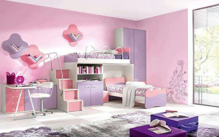 Cute bunk beds taylor pinterest for Cute bunk bed rooms