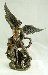 "Veronese St. Michael Statue 14.5""   $89.95"