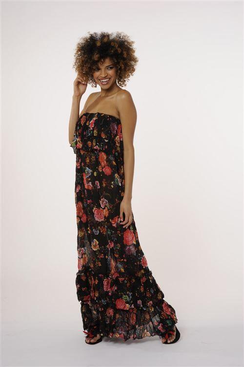 #pareo #beachwear #flowers #dress