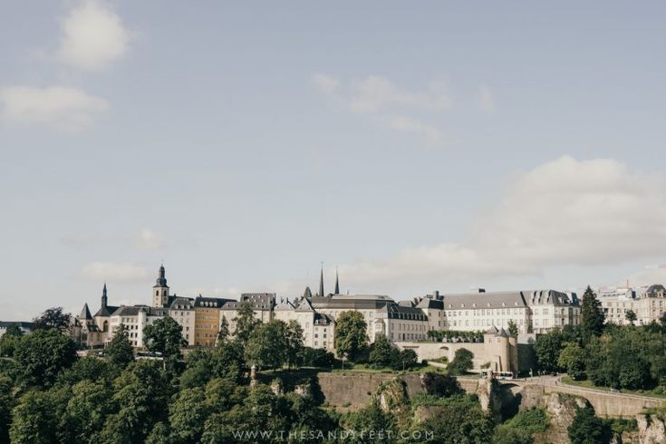 Luxembourg Travel Guide: Our Favourite Things To Do In Luxembourg