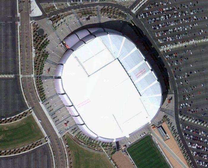 University of Phoenix Stadium, Arizona Cardinals