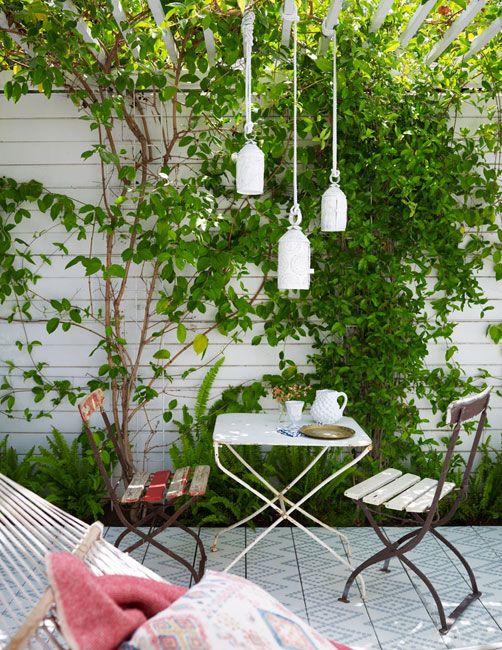 25 beste idee n over witte pergola op pinterest buiten schermen dek pergola en buiten pergola - Smeedijzeren pergola voor terras ...