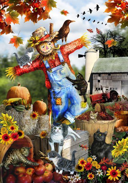 Lori Schory Scarecrow dzieci