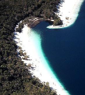 Lake McKenzie Fraser Island, Australia #fraserisland #queensland #australia www.fraserisland.net