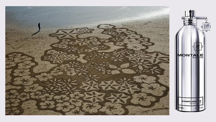 MONTALE - Sandflowers Note marine con un sentore di sole e d'Oriente